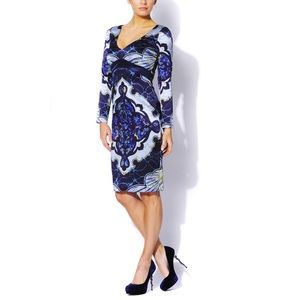 Emilio Pucci 'Marilyn Kaleidoscope' Silk Dress